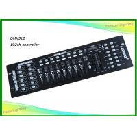 China Intelligent 192 Channel Small DMX Lighting Controller Digital Signal Output Disco192 Metal Shell TSD001A on sale