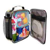 Buy cheap Cartoon Sloth Lightweight Oxford Lunch Bag For Children from wholesalers