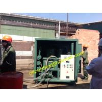 Quality New technology transformer oil purifier filter units, oil purification equipo in Zambia for sale