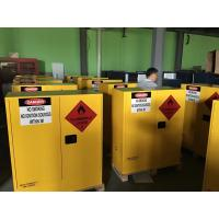Hazardous Chemical Storage Cabinets Fireproof  for Chemical Liquid Manufactures