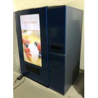 Solution Of Smart Vending Machine 55 Inch Touch Screen In  Interactive GUI & Control Software Various Payment Option Manufactures