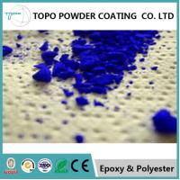 Electrostatic Thermoset Architectural Powder Coatings , RAL1024 Heat Proof Powder Coating Manufactures