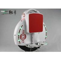 Outdoor Sports Battery Powered Gyro Stabilized Electric Unicycle Electric Scooter Manufactures