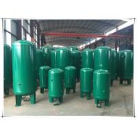 Stable Pressure Air Compressor Receiver Tank , Air Compressor Vertical Storage Tank Manufactures