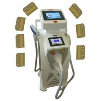 New design 4S multiple 2 display Beauty Machine-IPL&RF&E-light&Nd:YAG laser system Manufactures