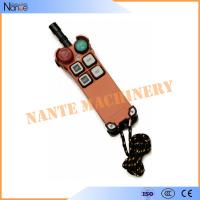 Universal Crane Industrial Wireless Hoist Remote Control Transmitter F21-4D Manufactures