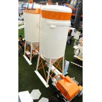 Competitive Price 500 ton dry mortar storage tank for Cement Storage Sand cement mixing bunker Manufactures