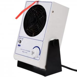 High quality SL-001 Ionizing Air Blower esd fan, static small air ionizer Manufactures
