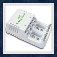 NICD NIMH Universal Battery Recharger , Super Battery Charger For AA or AAA Alkaline Manufactures