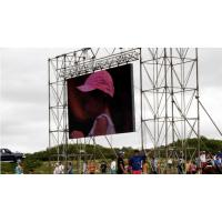 High Definition P6 Rental LED Displays / Full Color outdoor led panel Advertising Manufactures