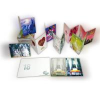 Fashion creative Plastic 3D greeting cards for promotional gifts Manufactures
