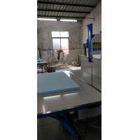 CE Approval Electric Foam Cutter Sofa Upright Steel Material High Precision Manufactures