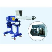 Mobile Side Feeder Extruder For Twin Screw Extrusion Machine Highly Efficient