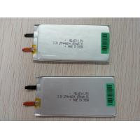 3.2V 1500mAh 8C Thin Prismatic Polymer LiFePO4 Battery Cell (LFP4446094) Manufactures