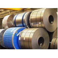 China JIS SUS304 Prepainted Steel Coil , 508 / 610mm Coil ID Color Coated Steel Coil on sale