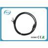 Copper Cat5e / CAT6 UTP Ethernet Patch Cable RJ-45 Black Color 8P8C 50U Male Manufactures