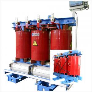 10kV - 500 KVA Step Up Step Down Dry Transformer Railway Inflaming Retarding Manufactures