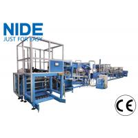 High Automation Motor Stator Rotor Assembly Line  Stator Winding Machine Manufactures