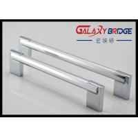 Simple Modern Oxidized Aluminum Combinate with Zinc Cabinet Handles Wardrobe  T-bar Pulls Zinc Closet Door Handles Manufactures