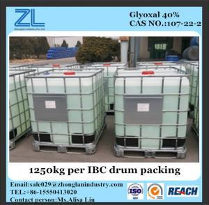 Glyoxal40% Manufactures