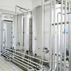300TPD Industry Yogurt Dairy Processing Plant Machinery Energy Saving Manufactures