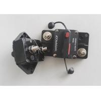 Marine Circuit Breaker 100A  24V DC , Chassis Mount Auto Reset Circuit Breaker Manufactures