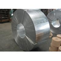 Z10 - Z27 Zinc coating 400mm Hot Dipped Galvanized Steel Strip / Strips (carbon steel) Manufactures