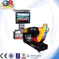 China 2014 4D car racing arcade machine need for speed carbon, arcade racing car game machine on sale