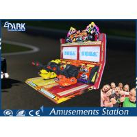 Indoor Luxury Tt Motor 3d Car Racing Game Machine for Children Manufactures