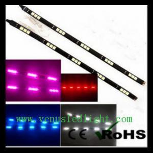 5050 SMD 15 LED 30cm Day Running Strip Car Light Waterproof 12V Manufactures