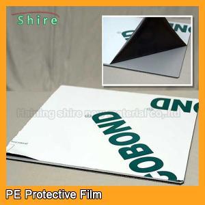 Anti Scratch Aluminum Panel Protective Film , Anti Abrasion Aluminum Sheet Protective Film Manufactures