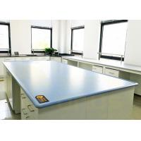 High Performance Laboratory Bench Top , Epoxy Resin Worktop 0.031% Water Absorption Manufactures