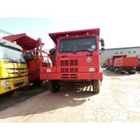 Buy cheap 420 Hp 6x4 70 Ton Large Heavy Duty Dump Truck Howo Mining ZZ5707V3840CJ from wholesalers