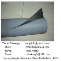 Single side Teflon coated fiberglass fabric Manufactures