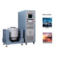 Temperature Humidity Vibration Combined Climatic Test Chamber For Car Transportation Test Manufactures