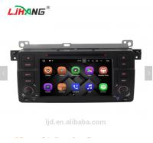 SD Card Port FM AM Bmw X5 E53 Car Gps Navigation System Dvd Player 2GB DDR3 Manufactures