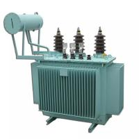 China Oil Immersion Overhead Distribution Transformer 33kv / 0.4kv Anti Theft on sale