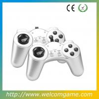 China twin usb turbo gamepad for pc on sale