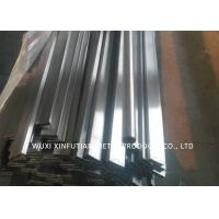 China AISI 201 Stainless Steel Tubing / Welded Stainless Steel Pipe 304 Bus Handrail on sale