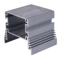 Powder Painted 6061 Aluminum Window Extrusion Profiles Manufactures