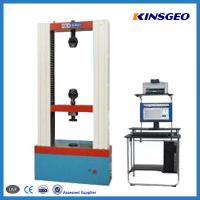 Double Pole Pull Testing Equipment Compressive Strength Testing Machine with speed 500mm/min Manufactures