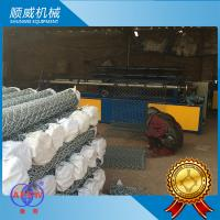 Chain Link Fence Weaving Machine Weaving Diameter 1.4mm - 5.0mm ISO9001 Certification Manufactures