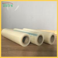 Fireproof Carpet Protection Film , Poly Ethylene Carpet Protector For Stairs Manufactures