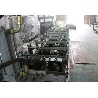 K Span Arch Bending Machine / Cold Roof Roll Forming Machine For 610mm Span Roof Panel Manufactures