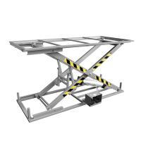 Sofa Pneumatic Lift Table , Adjustable Height Pneumatic Working Table CE Certification Manufactures