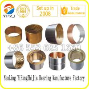 Quality Full size of  oilless bearing ,bushing bearing ,du bush,dx bush,copper bush,brass bush,sliding bearing for sale