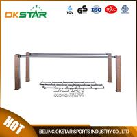 fitness equipment for elderly wood Lower limb walking training apparatus for old people outdoor fitness Manufactures