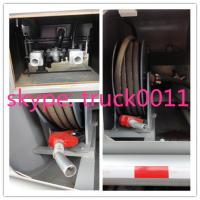 Quality Dongfeng Kinland double rear bridge 25cbm mobile fuel tank for sale, fuel truck for sale for sale