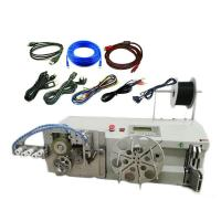Programmable Wire Coil Binding Machine Cable Rewinding Cutting Machine Manufactures