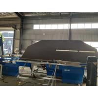 Quality Schneider PLC Control Automatic Bar Bending Machine , Insulating Glass Machine for sale